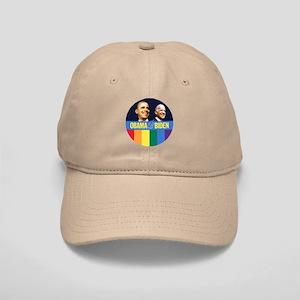 Obama-Biden Gay Pride 13 Cap