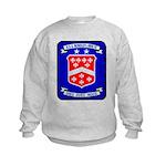 USS BERKELEY Kids Sweatshirt
