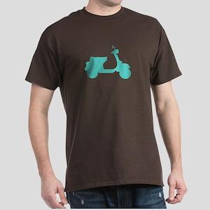 Motor Scooter Dark T-Shirt