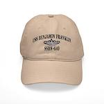 USS BENJAMIN FRANKLIN Cap