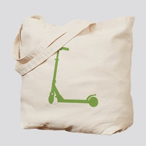 Push Scooter Tote Bag