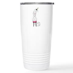 Borzoi Princess Silver Sable Mugs