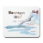 Monhegan Mousepad reduced