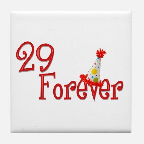 29 Forever Tile Coaster
