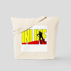 Inline Skating Tote Bag