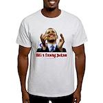 Obama Lipstick Jackass Light T-Shirt