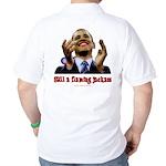 Obama Lipstick Jackass Golf Shirt