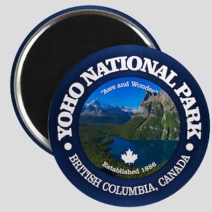 Yoho National Park Magnets