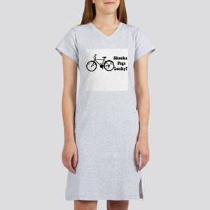 Shocks Pegs Lucky Ash Grey T-Shirt