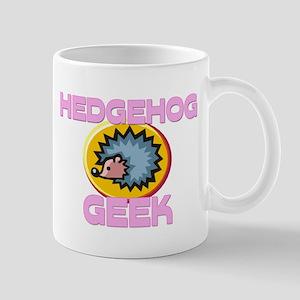 Hedgehog Geek Mug