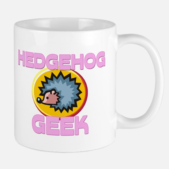 Hedgehog Geek Mug