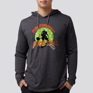 Pickleball Dink Responsibly Gi Long Sleeve T-Shirt