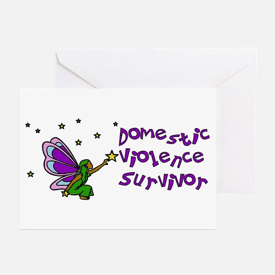 Domestic Violence Survivor Greeting Cards (Pk of 1