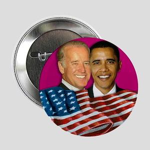 """Obama-Biden Gay Pride 22 2.25"""" Button"""