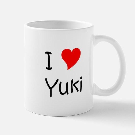 Funny Yuki Mug