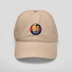 Obama-Biden Gay Pride 23 Cap