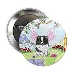 Tiger- Pomeranian Fairy Button