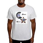 MOON AND STARS Ash Grey T-Shirt