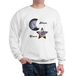 MOON AND STARS Sweatshirt