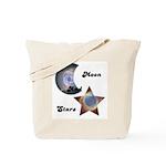 MOON AND STARS Tote Bag