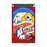 Mother of God Rectangle Sticker 10 pk)