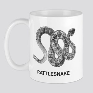 Vintage Rattlesnake Mug