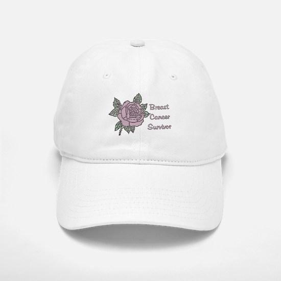 Breast Cancer Survivor Baseball Baseball Cap