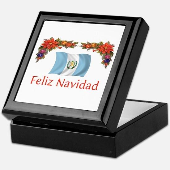 Guatemala Feliz... 2 Keepsake Box