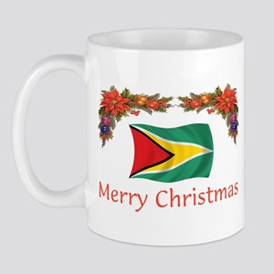 Guyana-Merry Christmas Mug