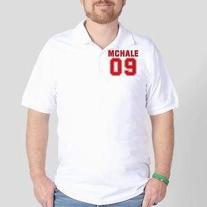 MCHALE 09 Golf Shirt