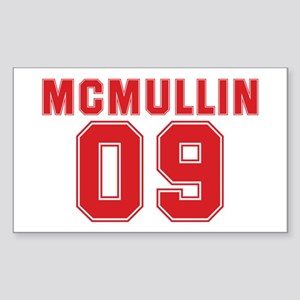 MCMULLIN 09 Rectangle Sticker