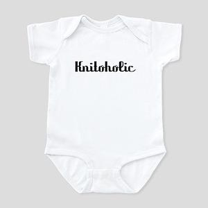 Knitoholic Infant Bodysuit
