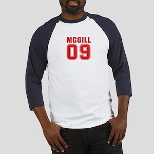 MCGILL 09 Baseball Jersey