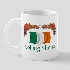 Irish Nollaig Shona 2 Mug