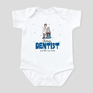 Future Dentist like Auntie Baby Infant Bodysuit