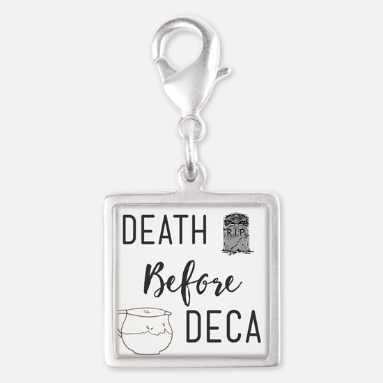 Death Before Decaf Charms