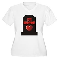 Love Headstones T-Shirt