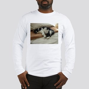 Tuxedo Cat Long Sleeve T-Shirt