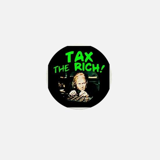 Tax the Mini Button