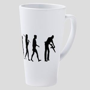 Carpenter Evolution 17 Oz Latte Mug