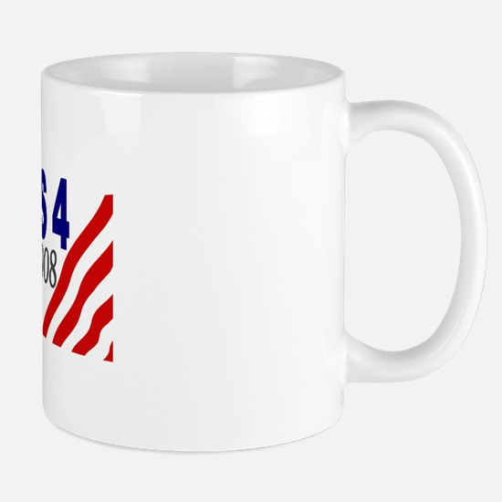 Republicans 4 Obama Biden Mug