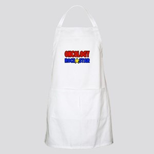 """Oncology Rock Star"" BBQ Apron"