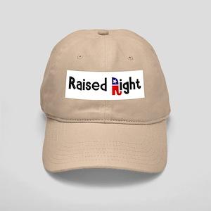 Raised Right 1 Cap