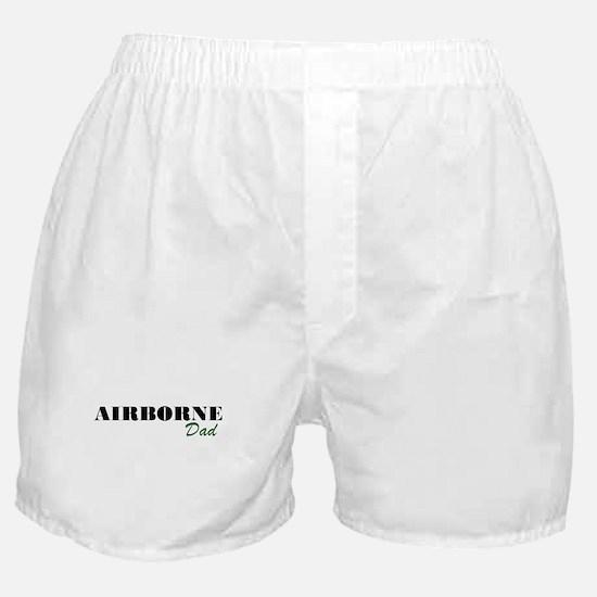 Airborne Dad Boxer Shorts