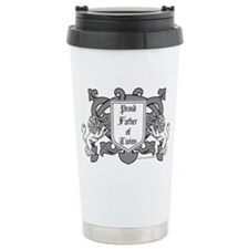 Father of Twins - Stainless Steel Travel Mug