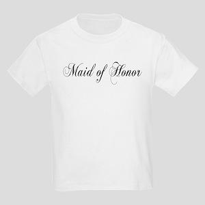 Maid of Honor Kids T-Shirt