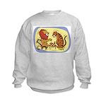 Chess Kids Kids Sweatshirt
