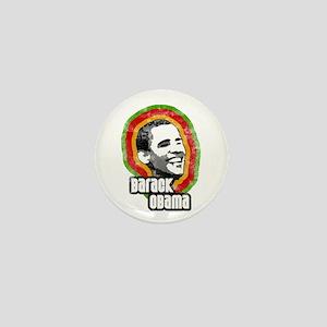 Vintage Barack Obama Mini Button