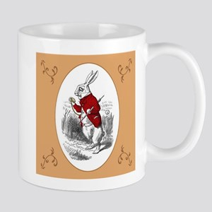 "The White Rabbit ""I'm Late"" Mug"