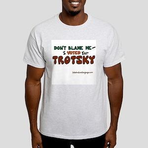 I Voted for Trotsky Light T-Shirt